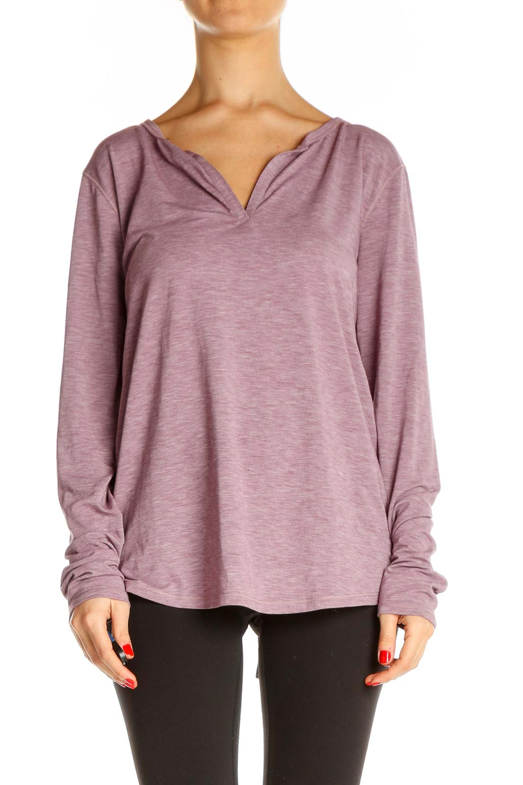 Pink All Day Wear Shirt Front