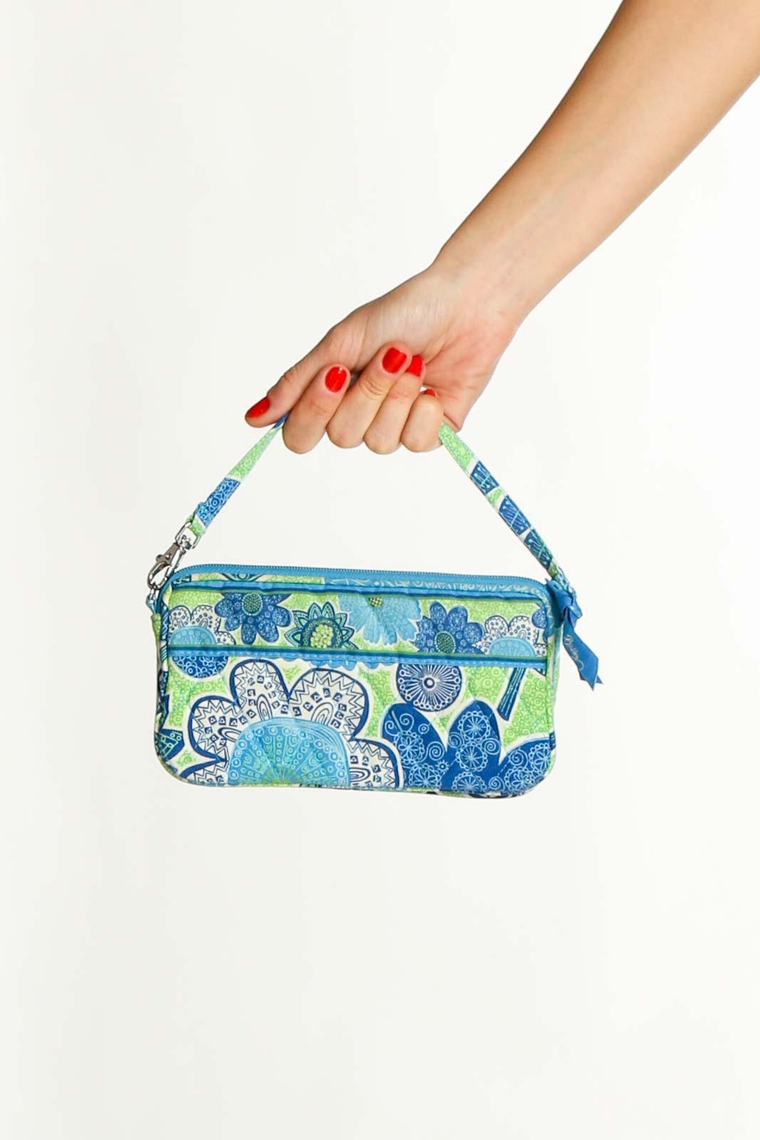 Multicolor Wallet Bag Front