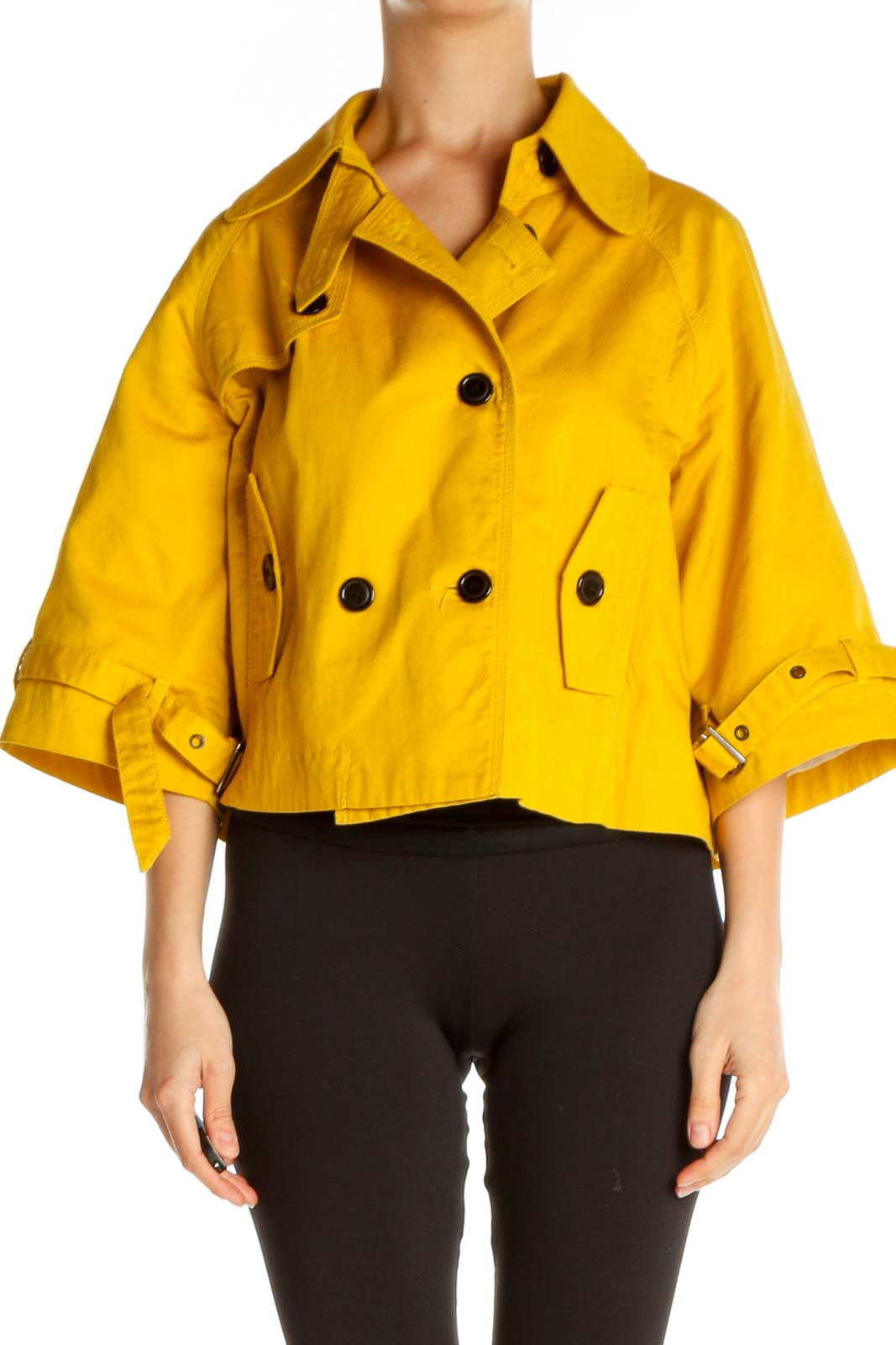 Yellow Jacket Front