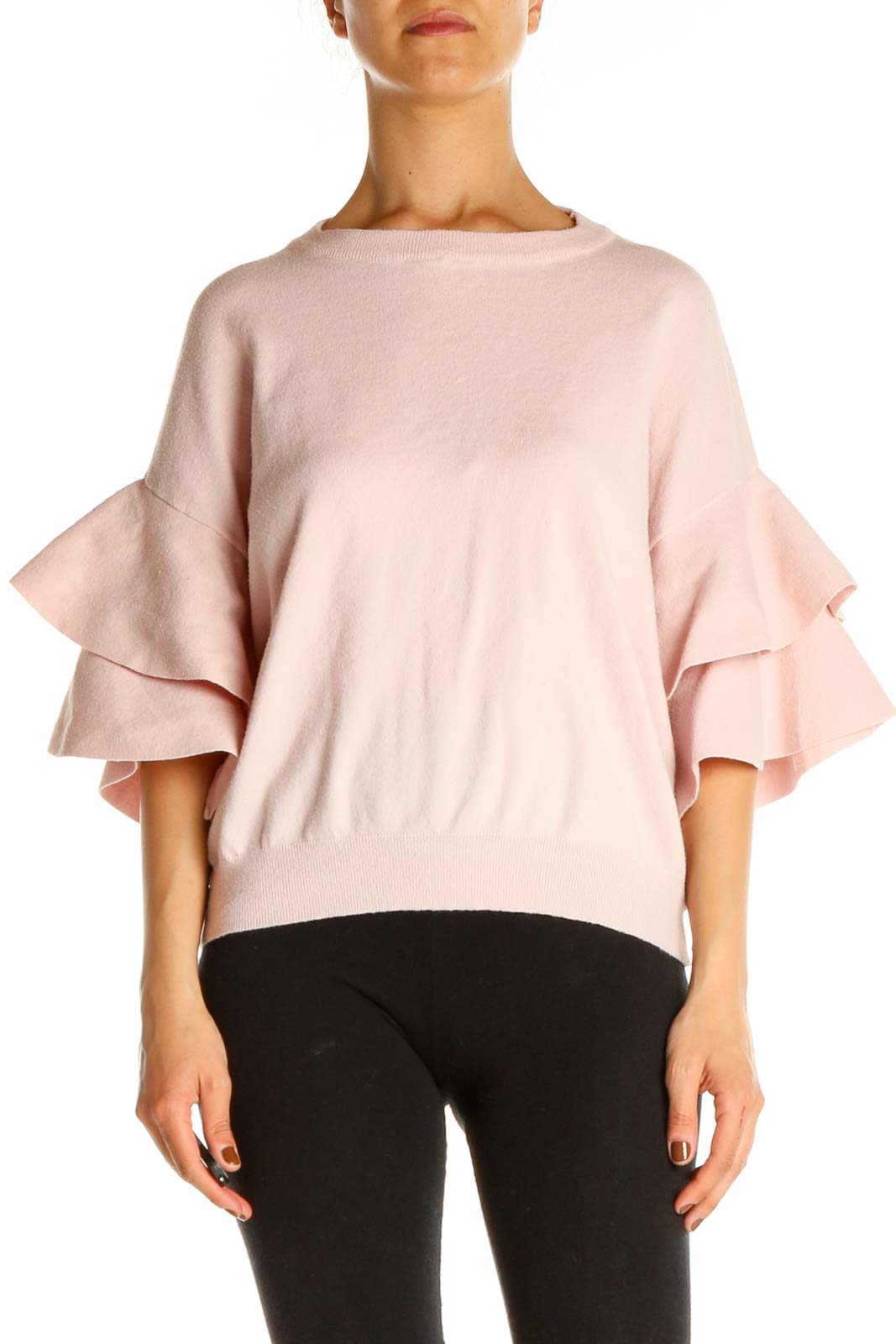 Pink Brunch Sweater Front