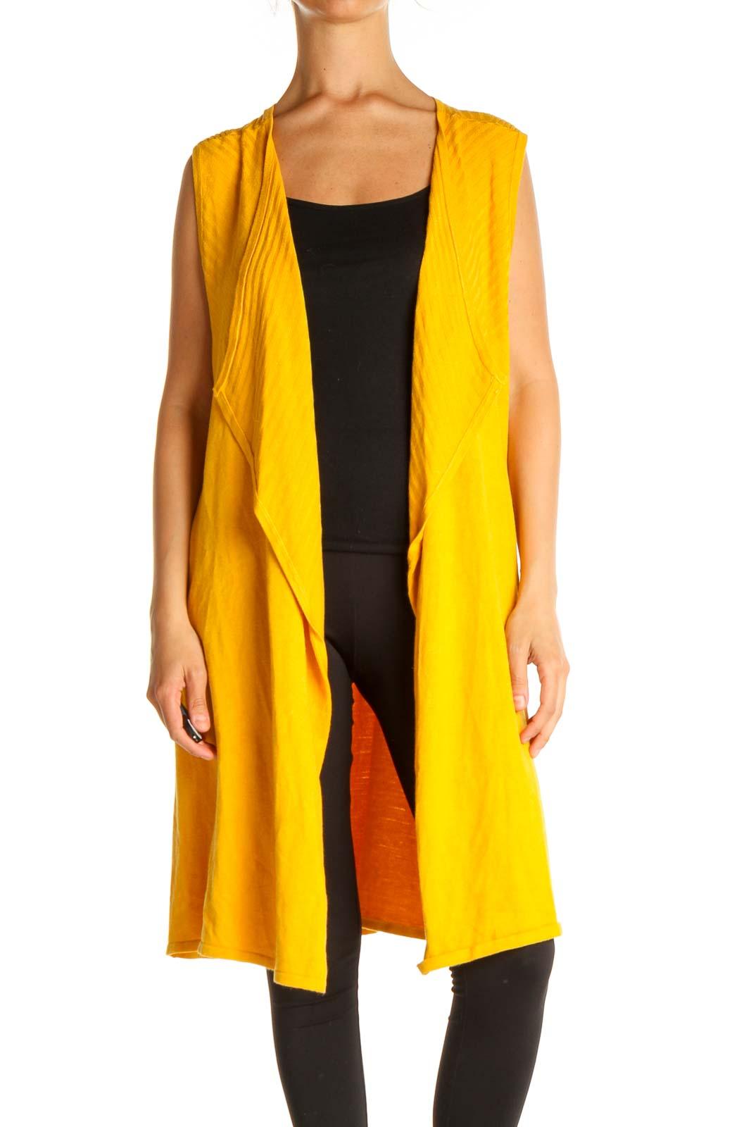 Yellow Vest Front