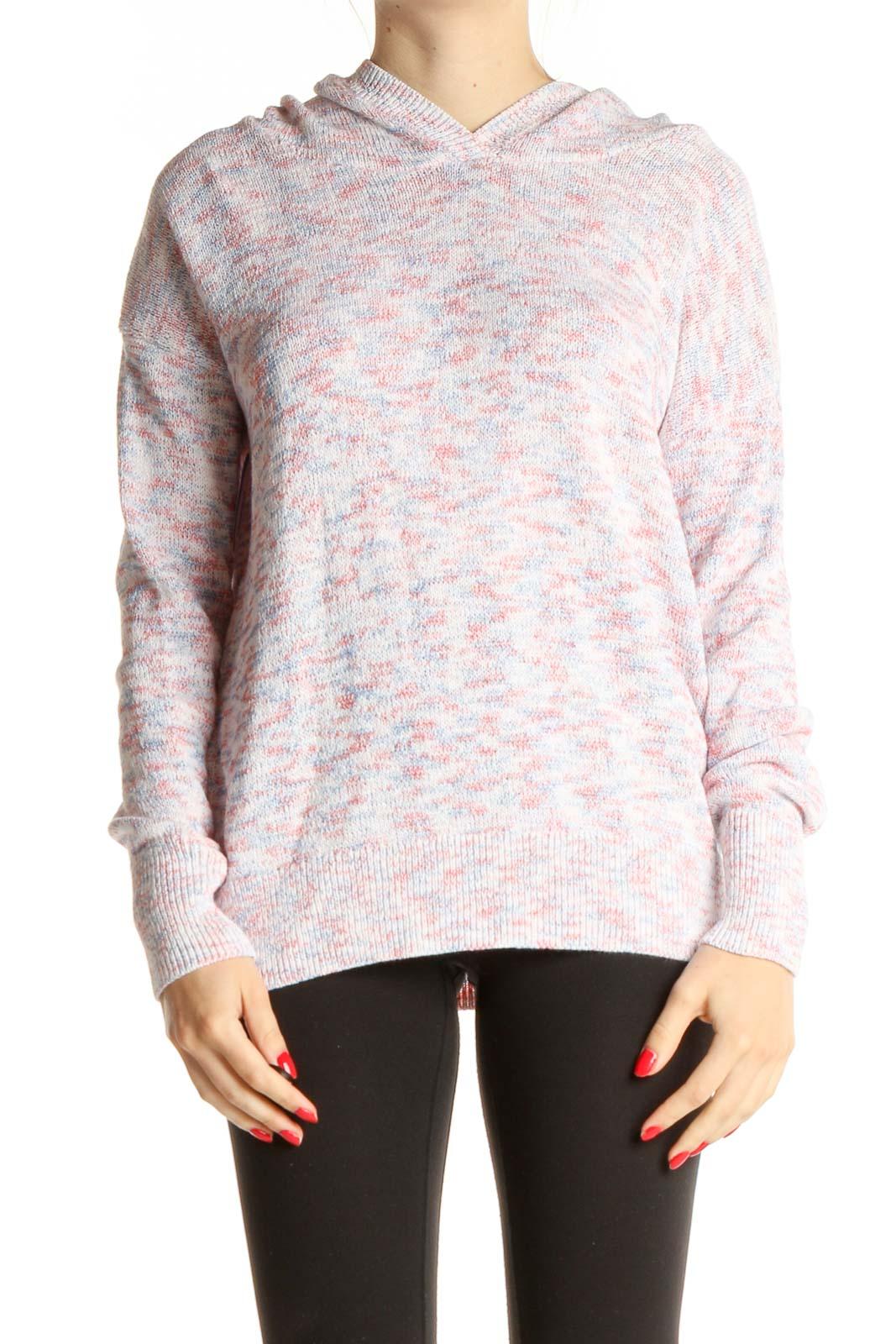 Pink Sweatshirt Front