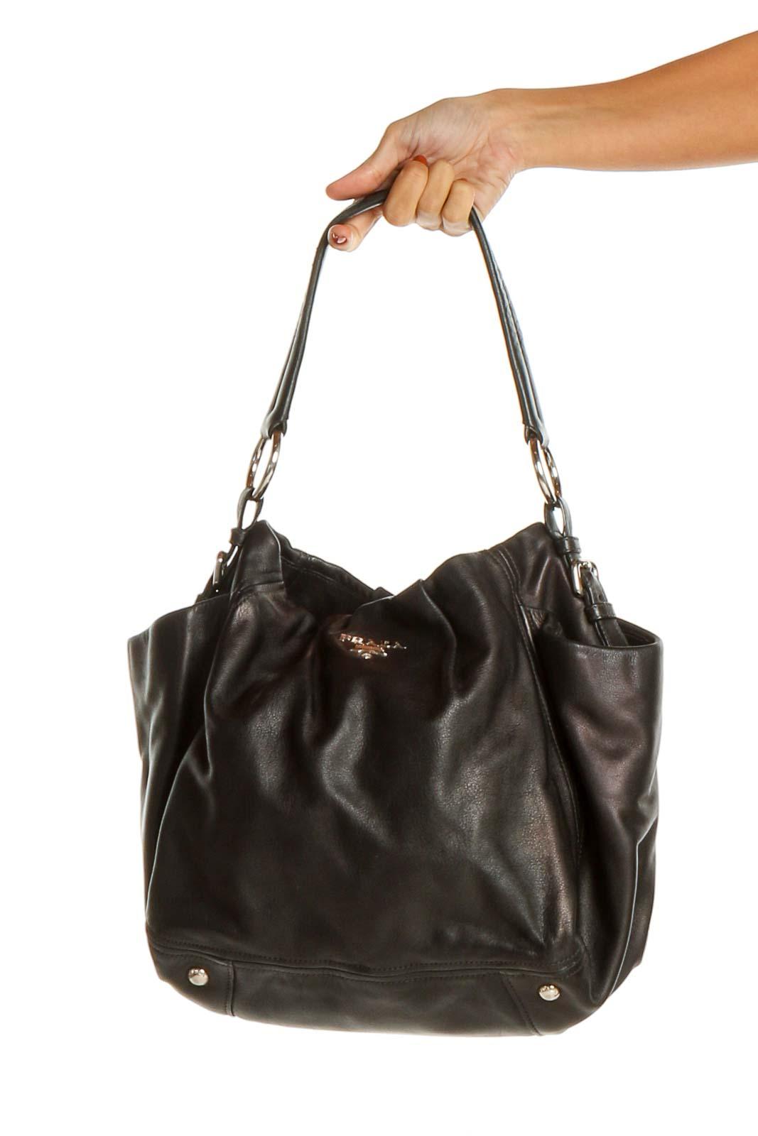 Black Bag Front