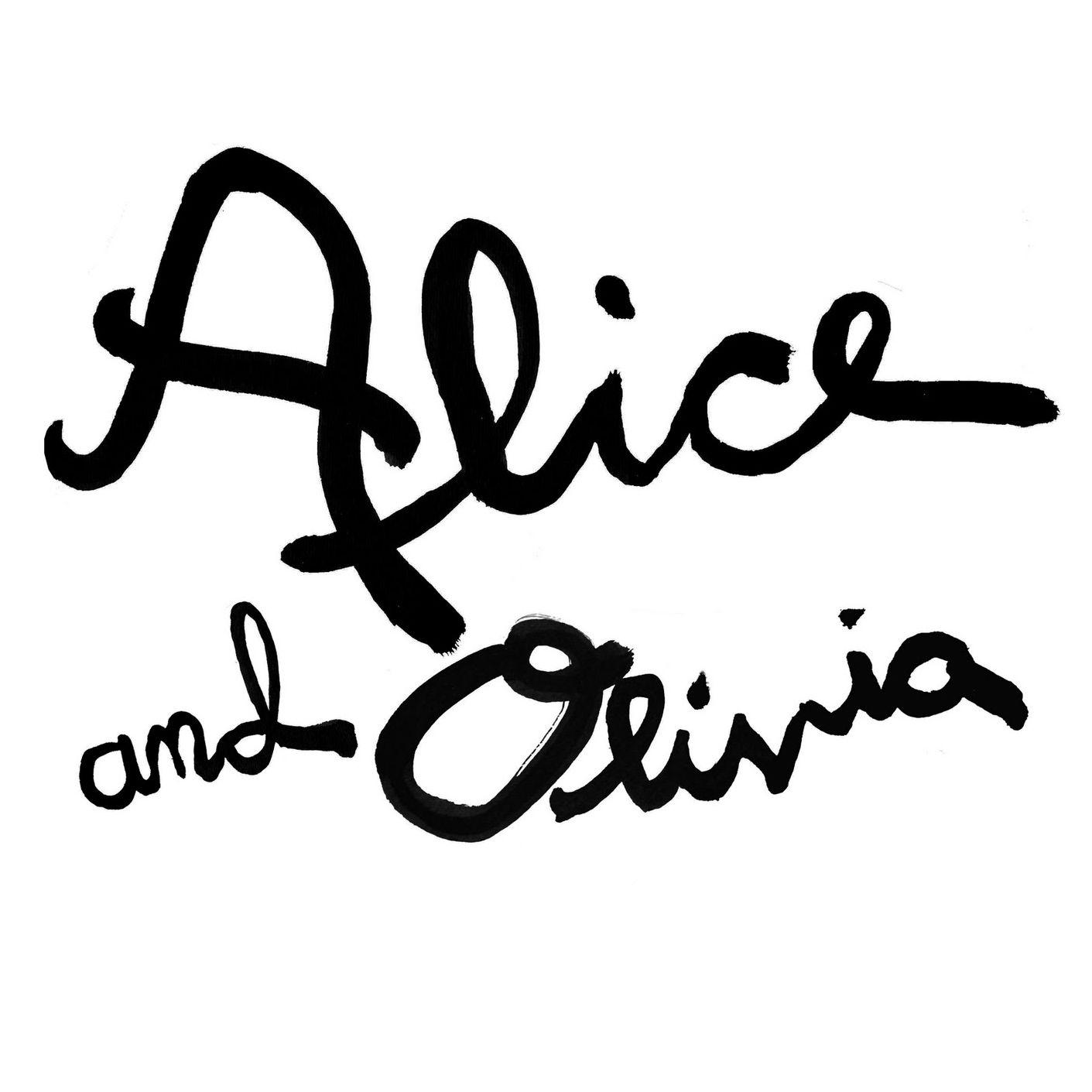 Alice+Olivia